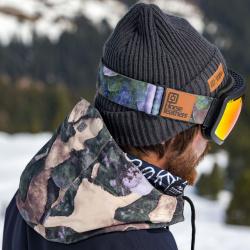 Horsefeathers x Melon Optics snowboardové brýle Chief Tree Camo 19/20 back