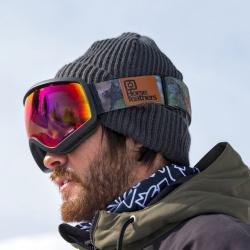 Horsefeathers x Melon Optics snowboardové brýle Chief Tree Camo 19/20