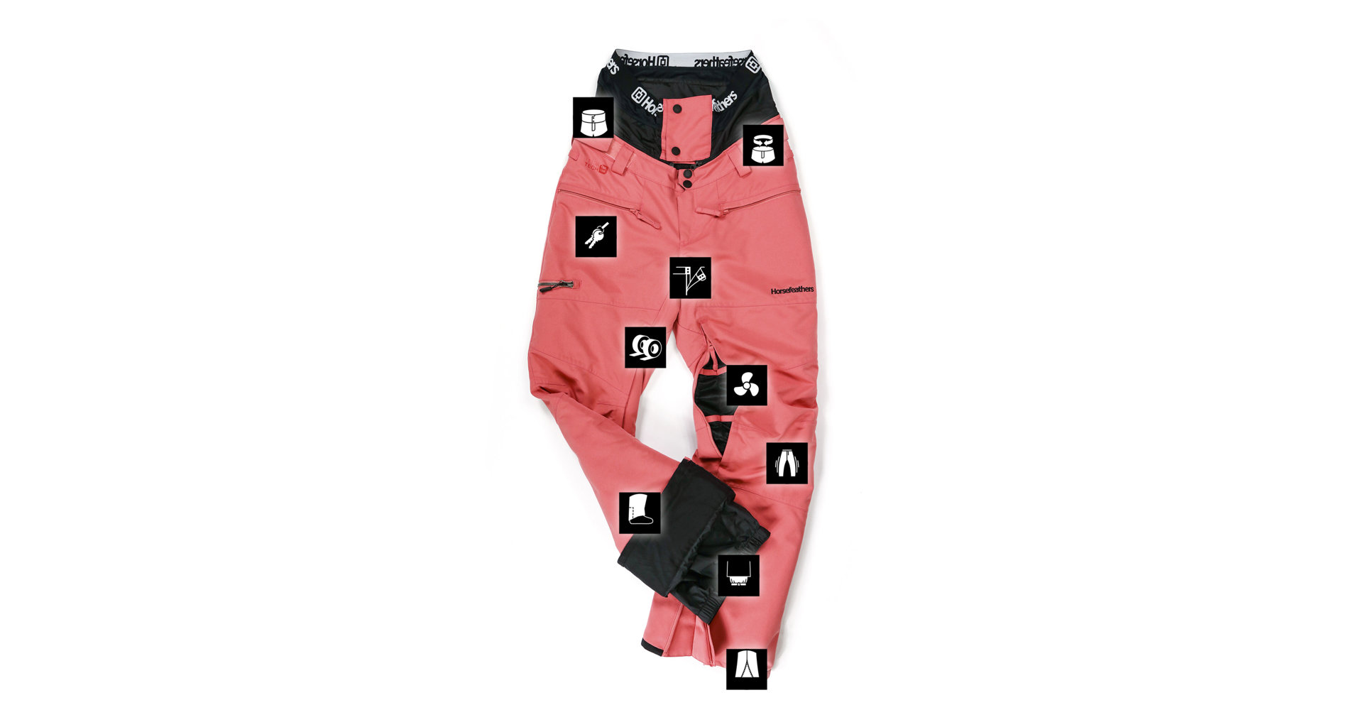 HF-Lotta-damske-snowboard-kalhoty
