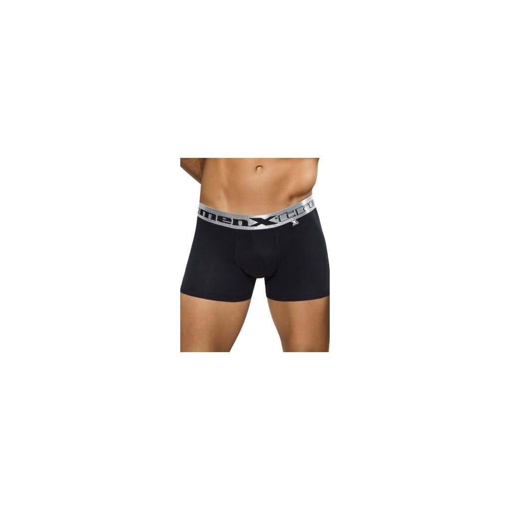 Pánské boxerky Xtremen Butt Lift Boxer černé