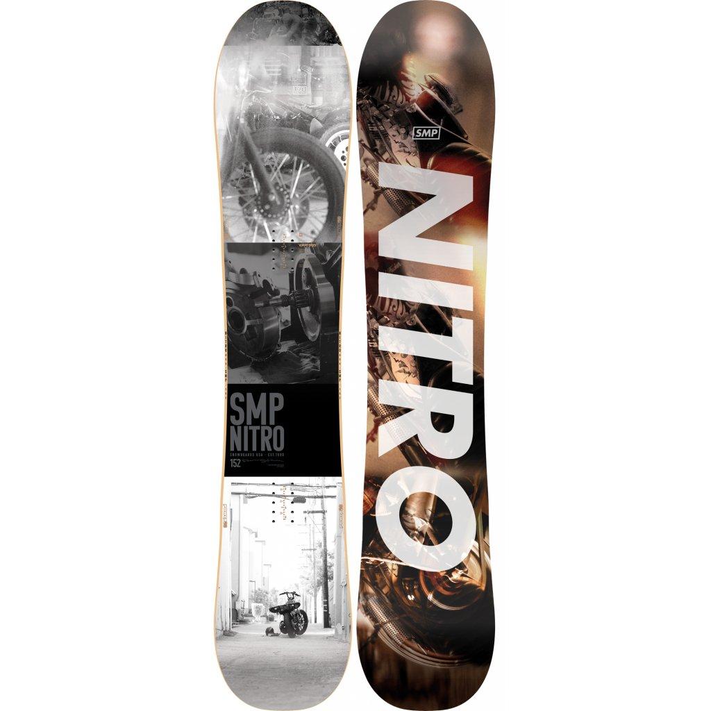 Nitro SMP snowboard 19/20  + doprava zdarma