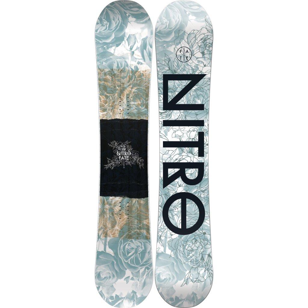 damsky snowboard Nitro Fate 19/20