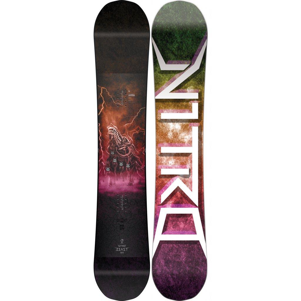 Nitro Beast snowboard 19/20