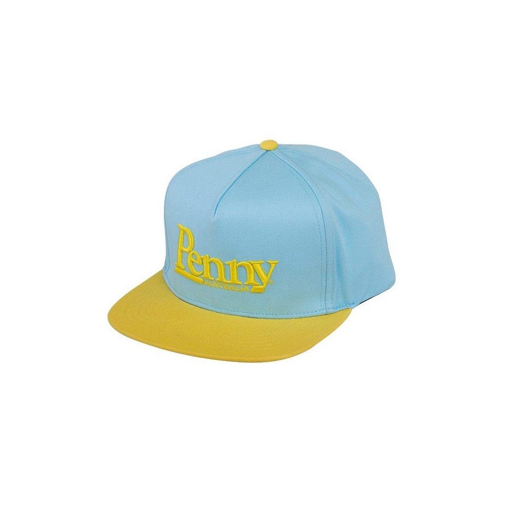 Penny kšiltovka Yellow & Blue Cap Snapback