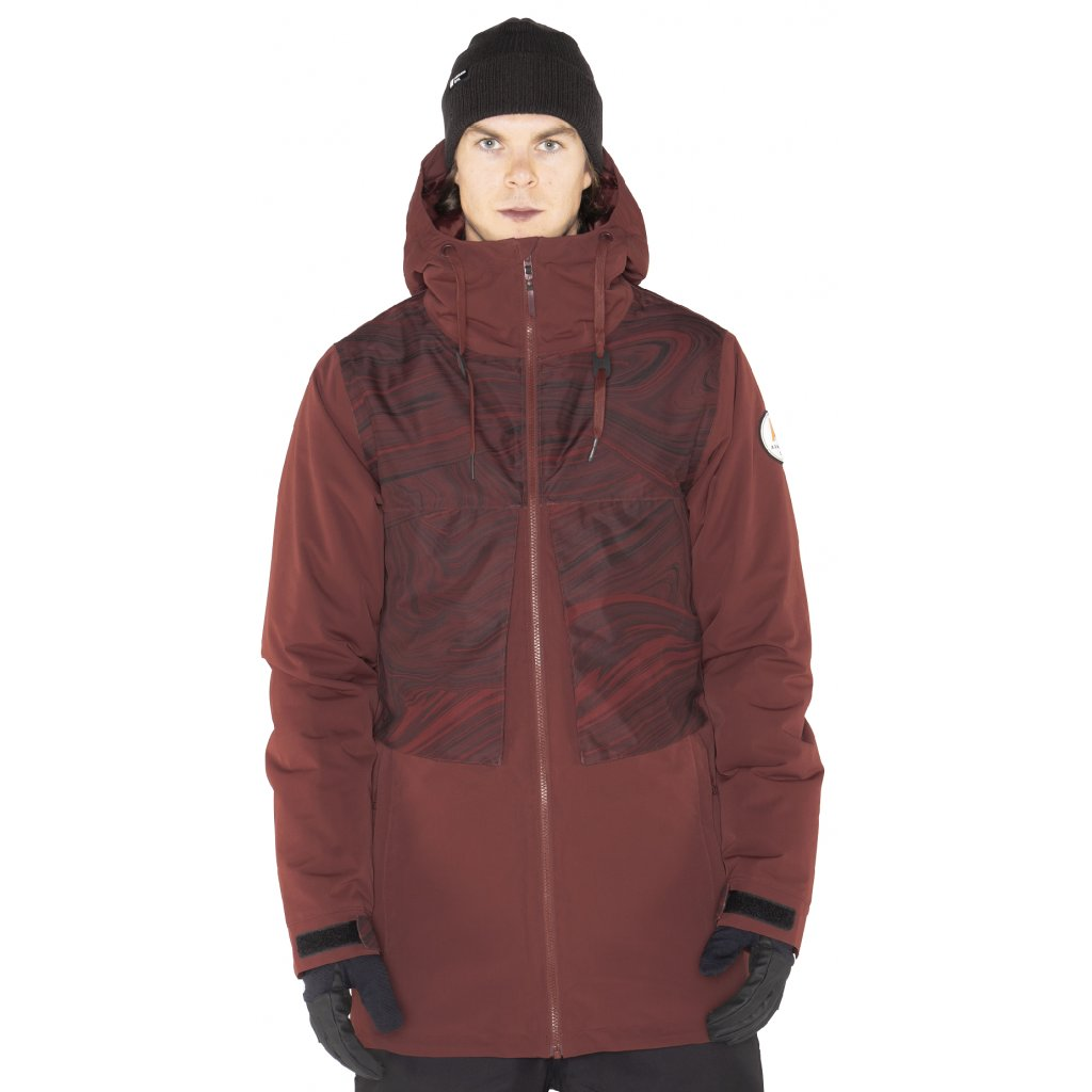 Carson Insulated Jacket Clay 000