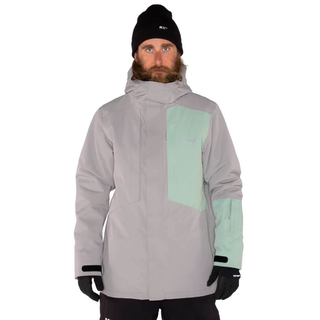 Oden Insulated Jacket Pewter 000