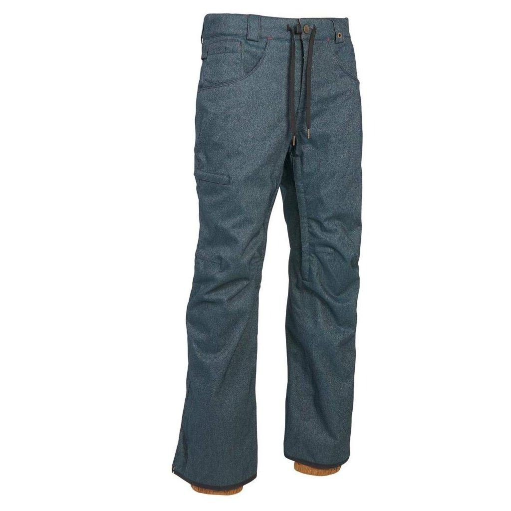 686 kalhoty Stretch Rebel Shell Pant Indigo Denim 19/20