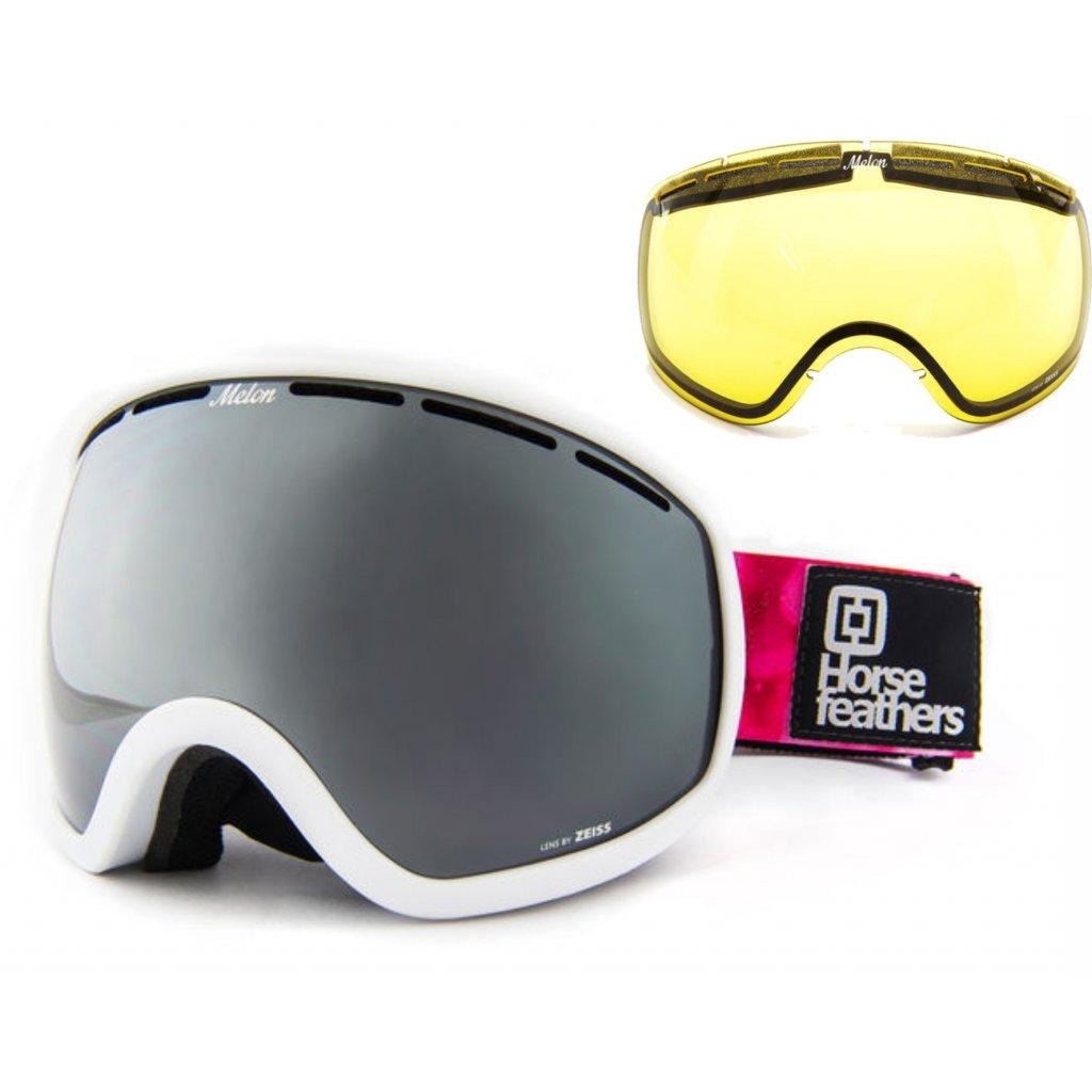 horsefeathers x melon optics snowboardove bryle chief candy 19 20
