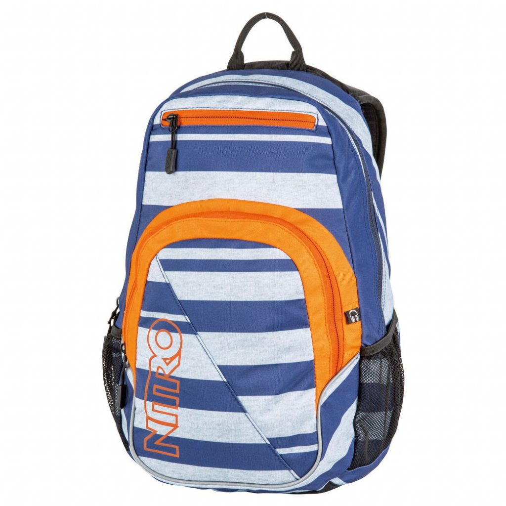 Nitro batoh Lection Heather Stripe 24l  + doručení do 24 hod.
