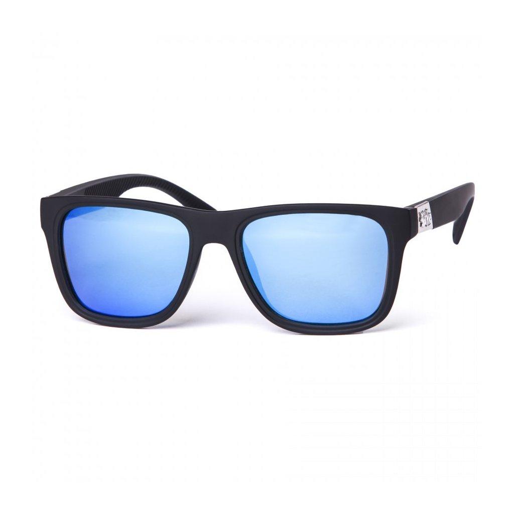 pitcha dirty joe sunglasses black blue exilshop