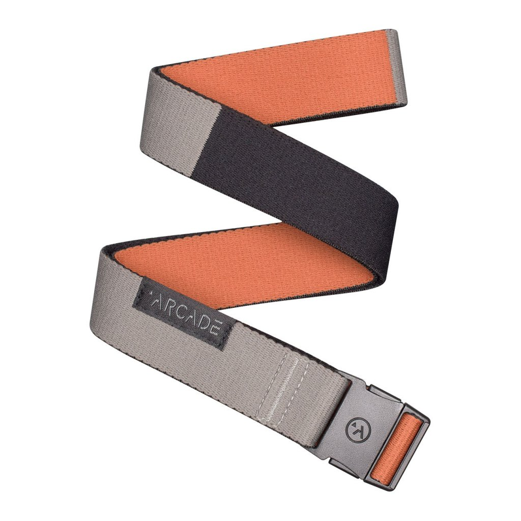 opasek arcade ranger slim deep copper colour block
