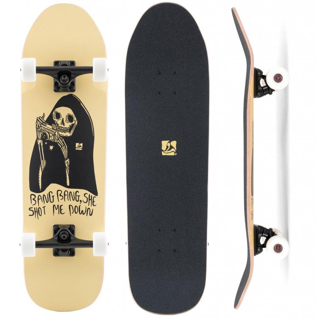landyachtz atv bang perfecto exilshop skate longboard