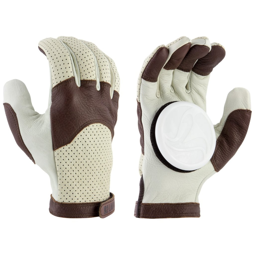 Landyachtz rukavice na longboard Leather Burly Gloves 20 21