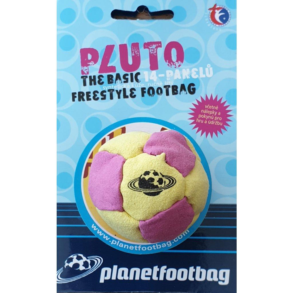 planetfootbag footbag hakisak pluto pink