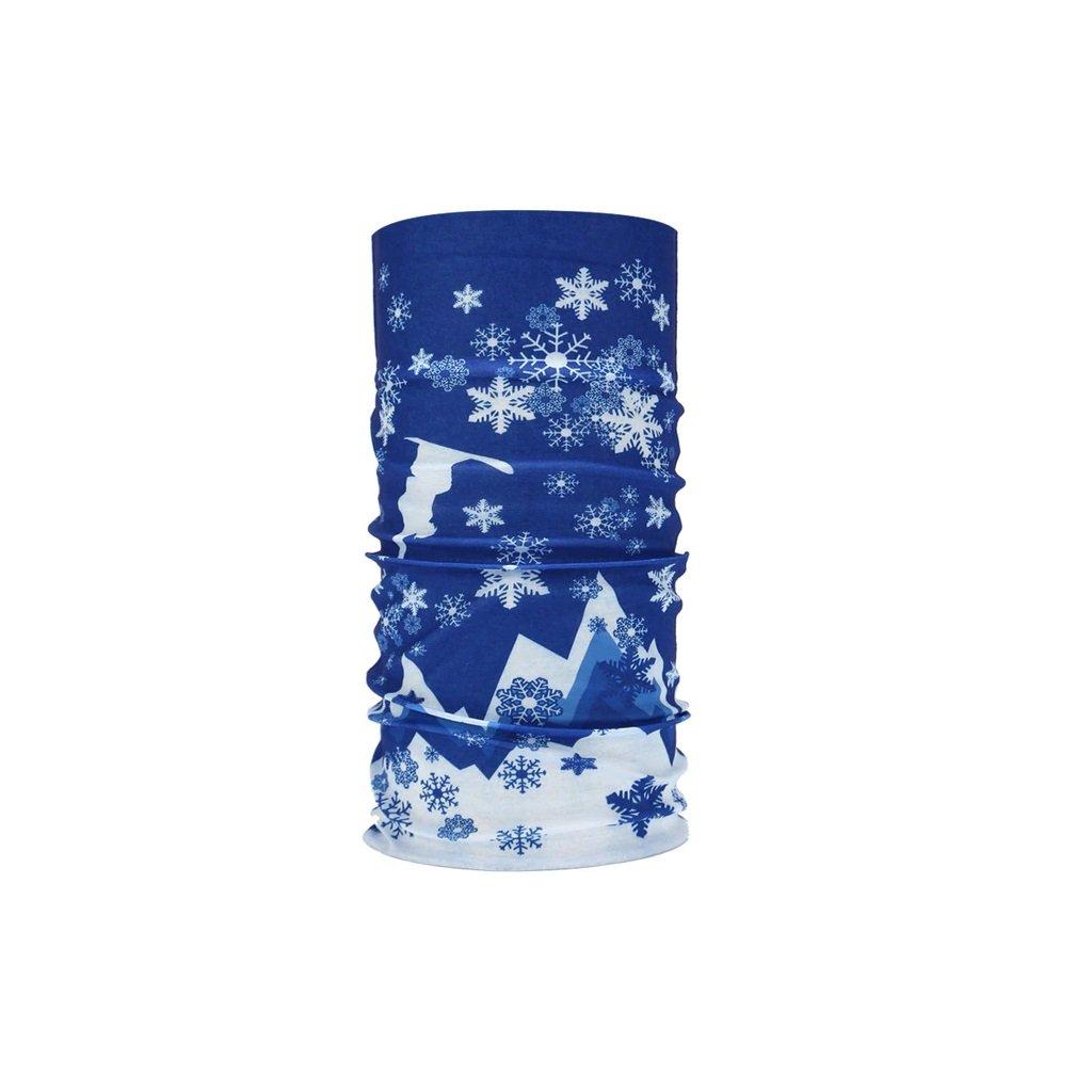 multi tube nakrcnik Snow bandana