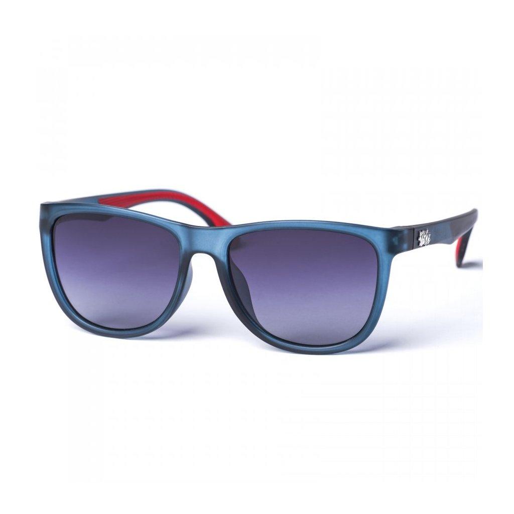 pitcha baldan luxury sunglasses blue gradient gray