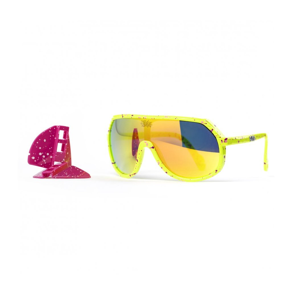 pitcha pussyna sunglasses pink black
