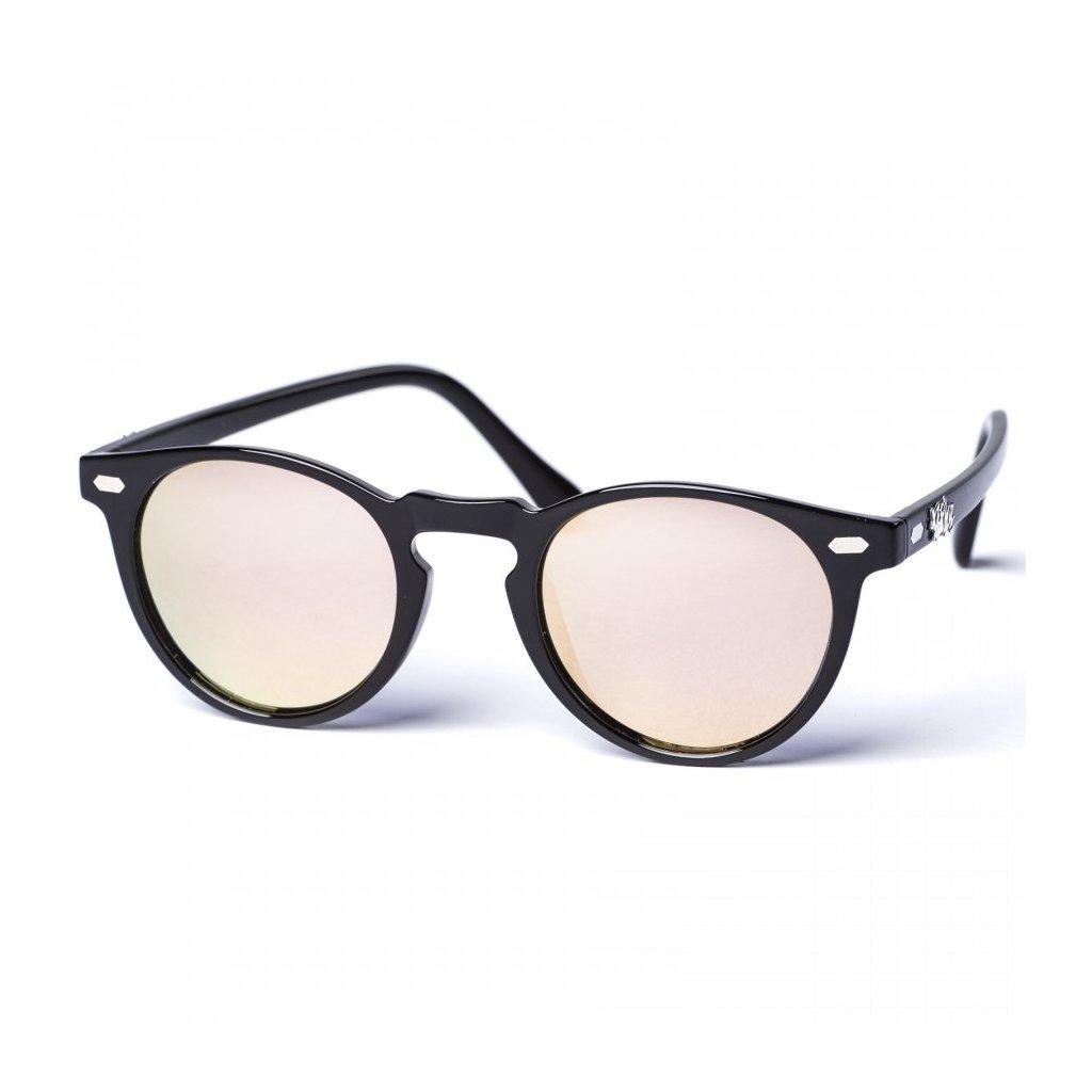 pitcha madonna sunglasses black pink