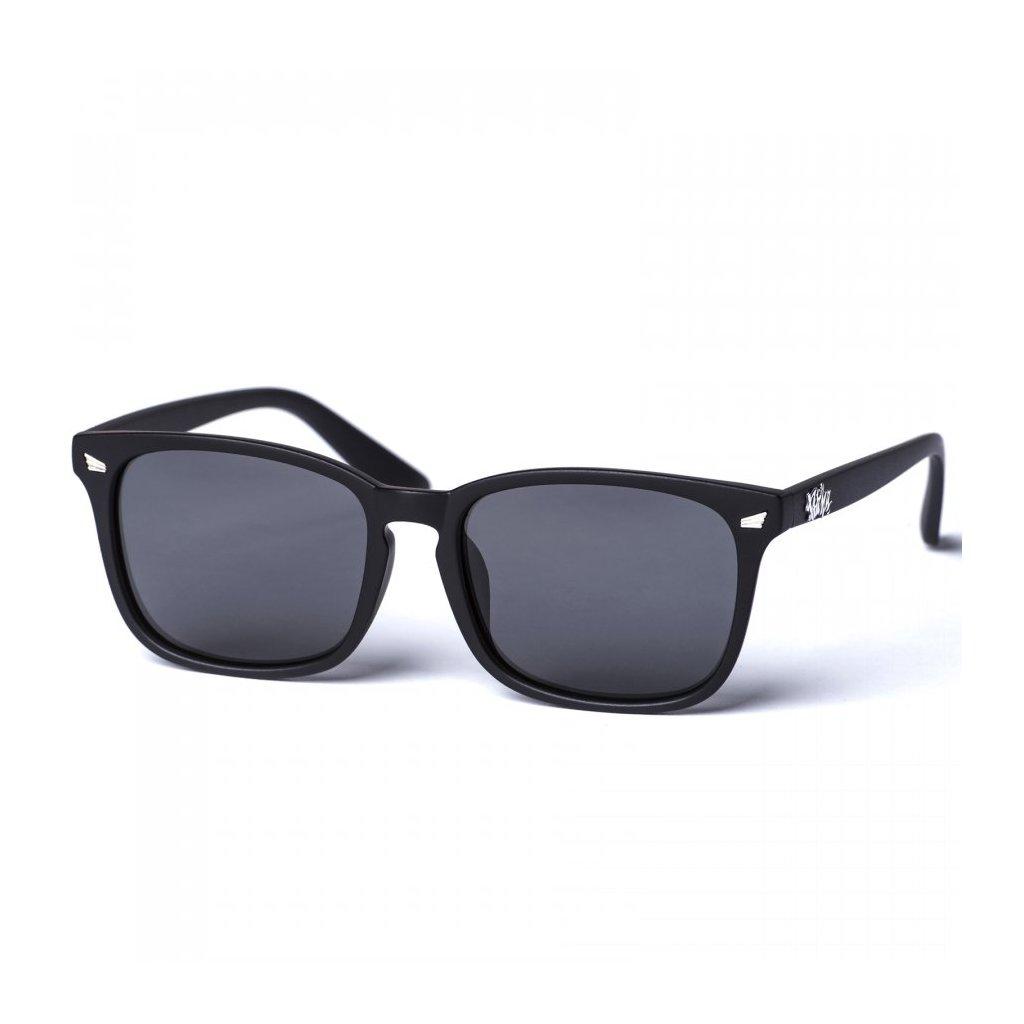 pitcha degent sunglasses sand black black