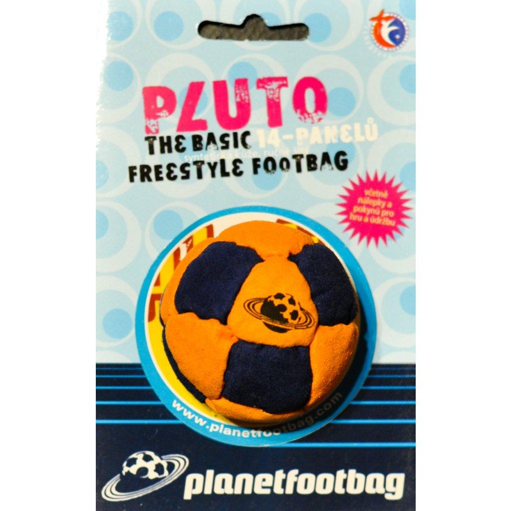 Footbag Pluto orange hakisak