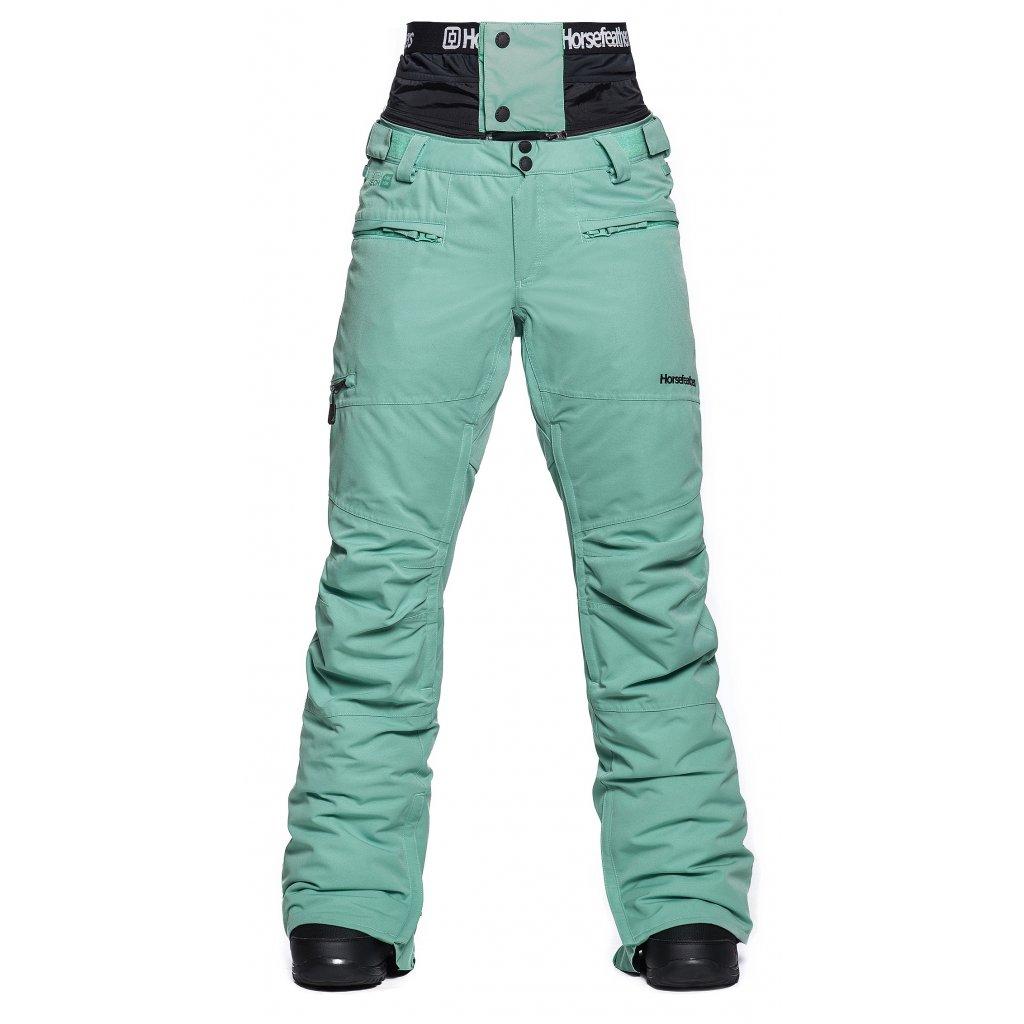 horsefeathers damske kalhoty na snowboard lotte 15 peppermint 20 21 exilshop