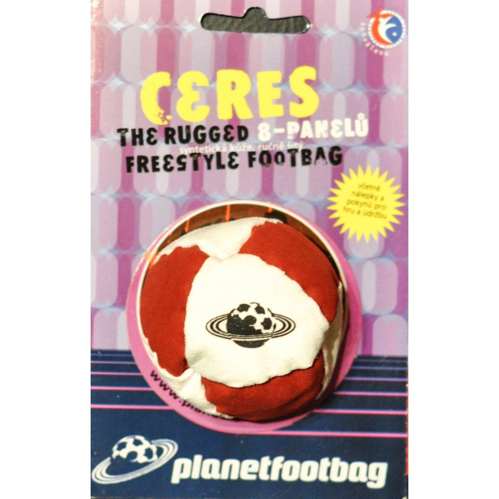 Footbag Ceres red hakisak