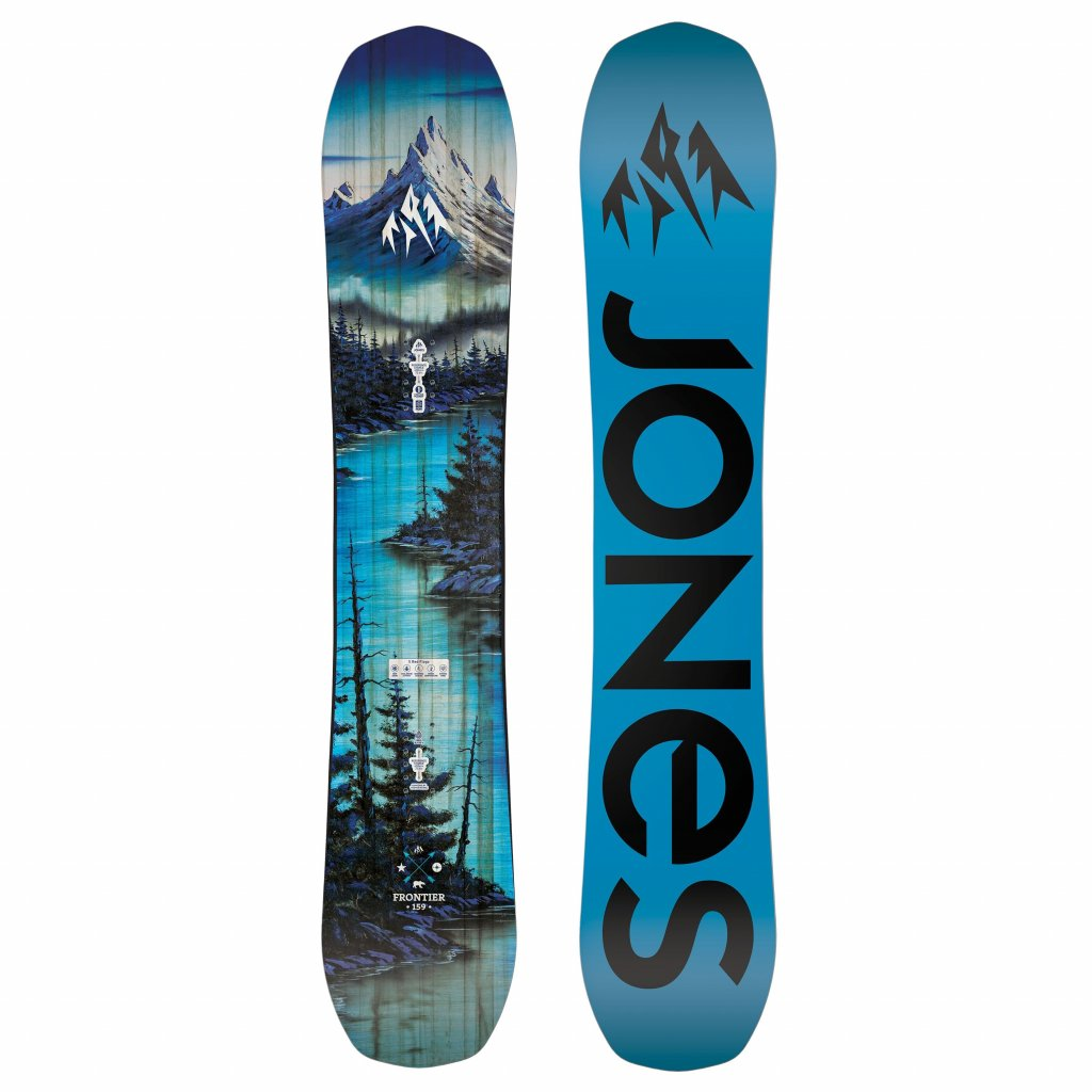 High res Jones 20 21 Snowboard Frontier J.21.SNM.FRT