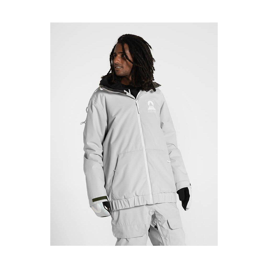 armada panska zimni bunda baxter steel 20 21