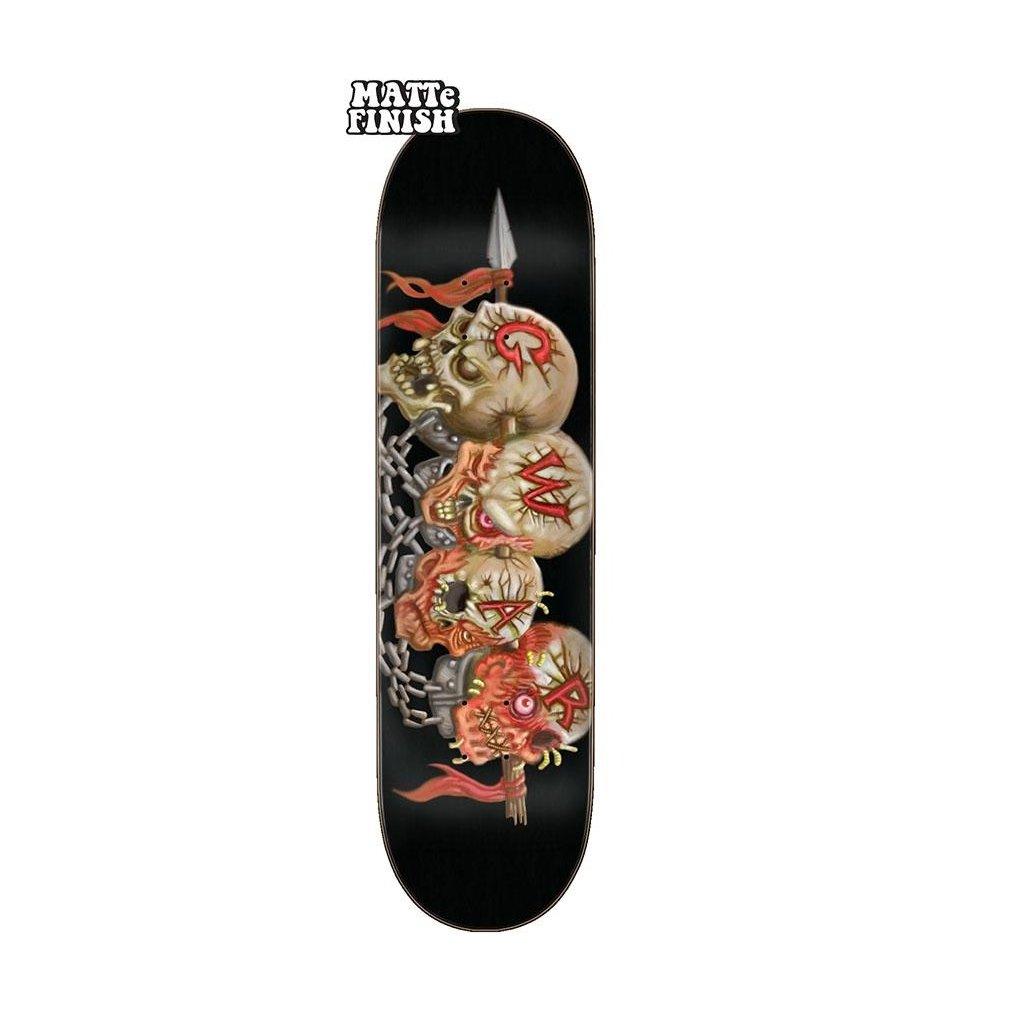Creature skate deska Gwar Skulls 8.5