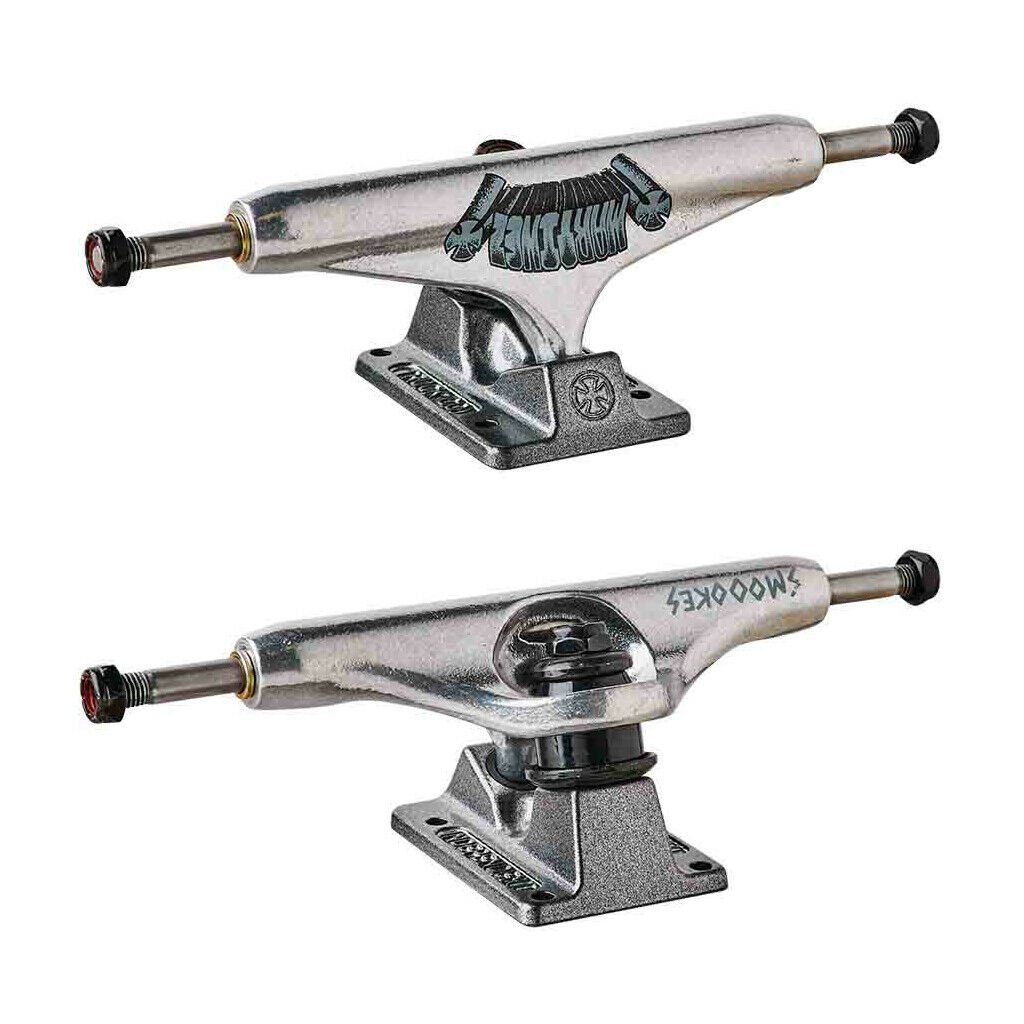 independent skate trucky stage 11 forged hollow silver standard 2ks