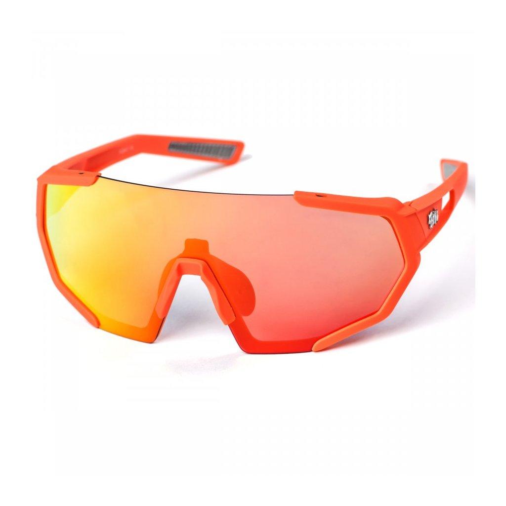 pitcha space r sunglasses orange orange