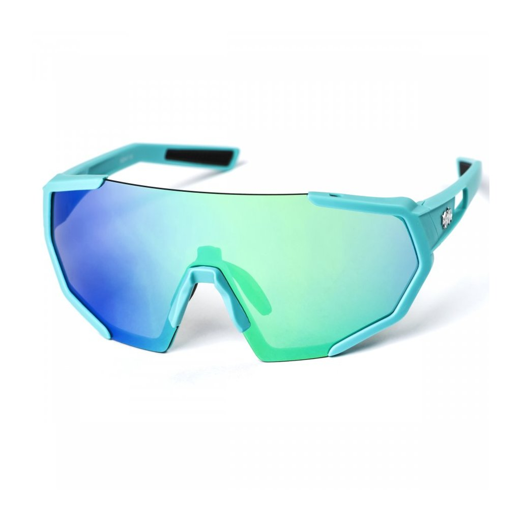 pitcha space r sunglasses emerald green