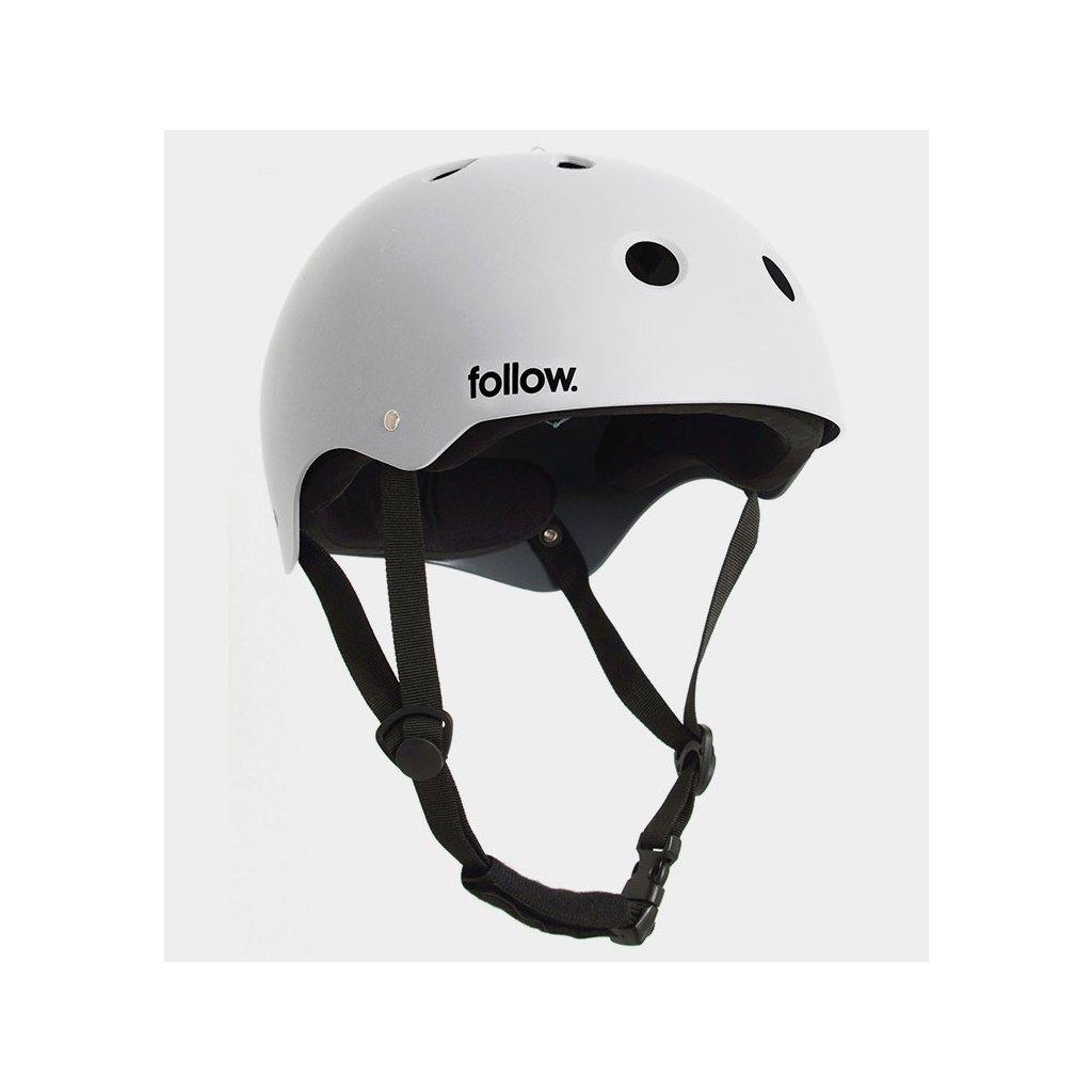 SafetyFirst Helmet White