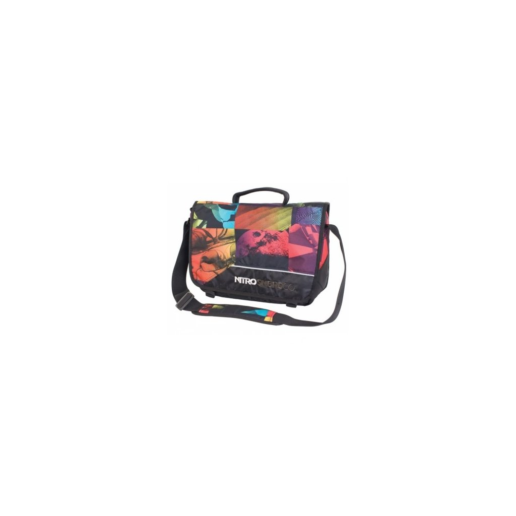 Nitro taška přes rameno Evidence Bag Mixer