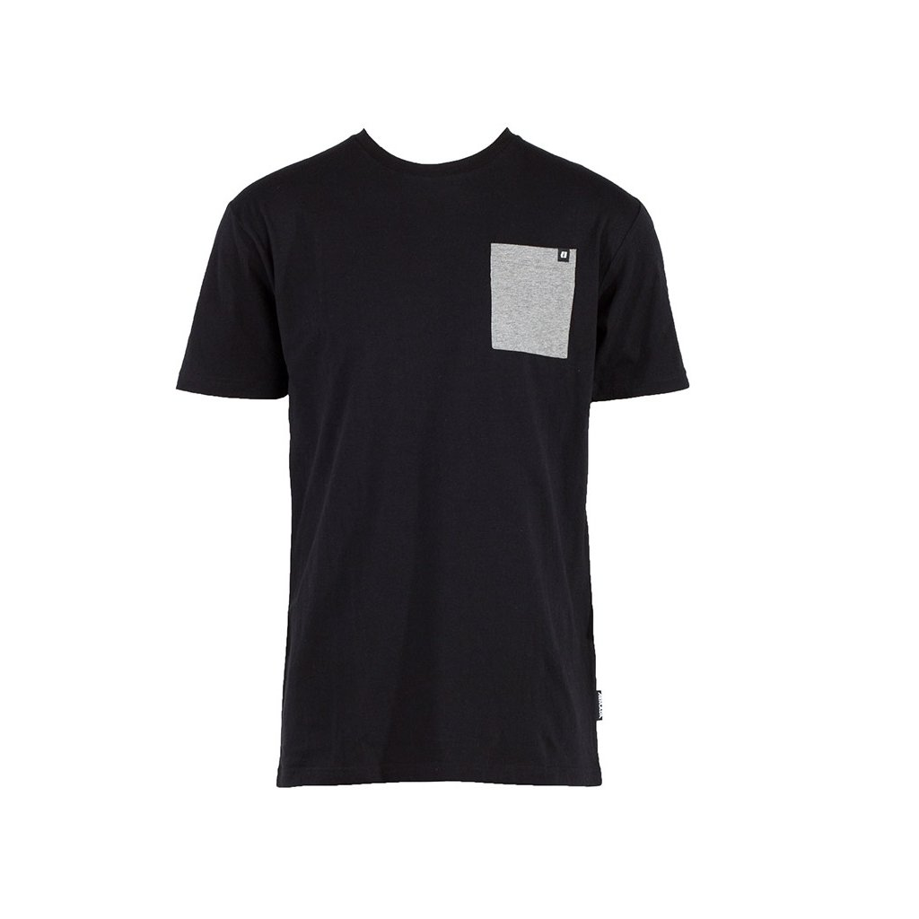 Armada triko Syndicate S/S Pocket Tee black