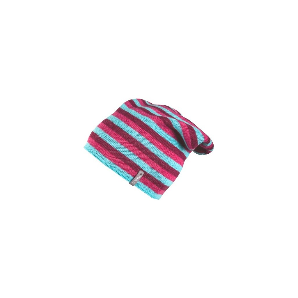 oneill ac multi stripe beanie 01