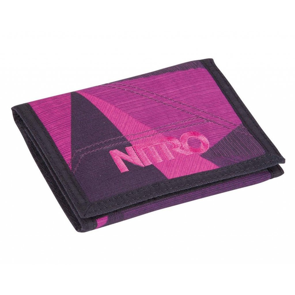 penezenka nitro wallet fragments purple