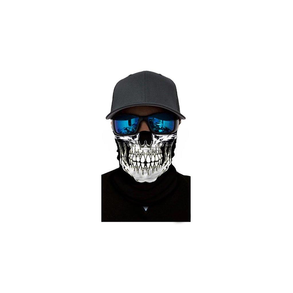 fd497162fca Skull nákrčník Multi Tube Bandana - Exilshop.cz