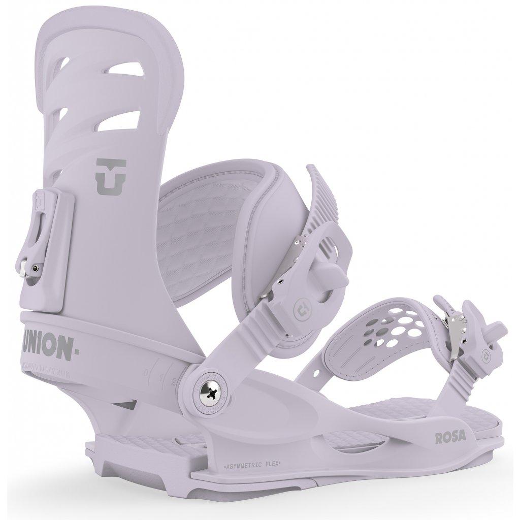 Union vázání na snowboard Rosa Lavender 19/20