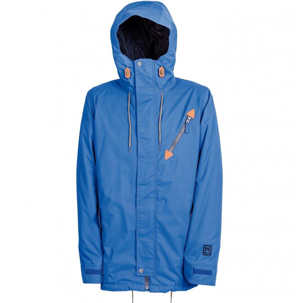 Nitro pánská zimní bunda NB 13 Blue  + doprava zdarma