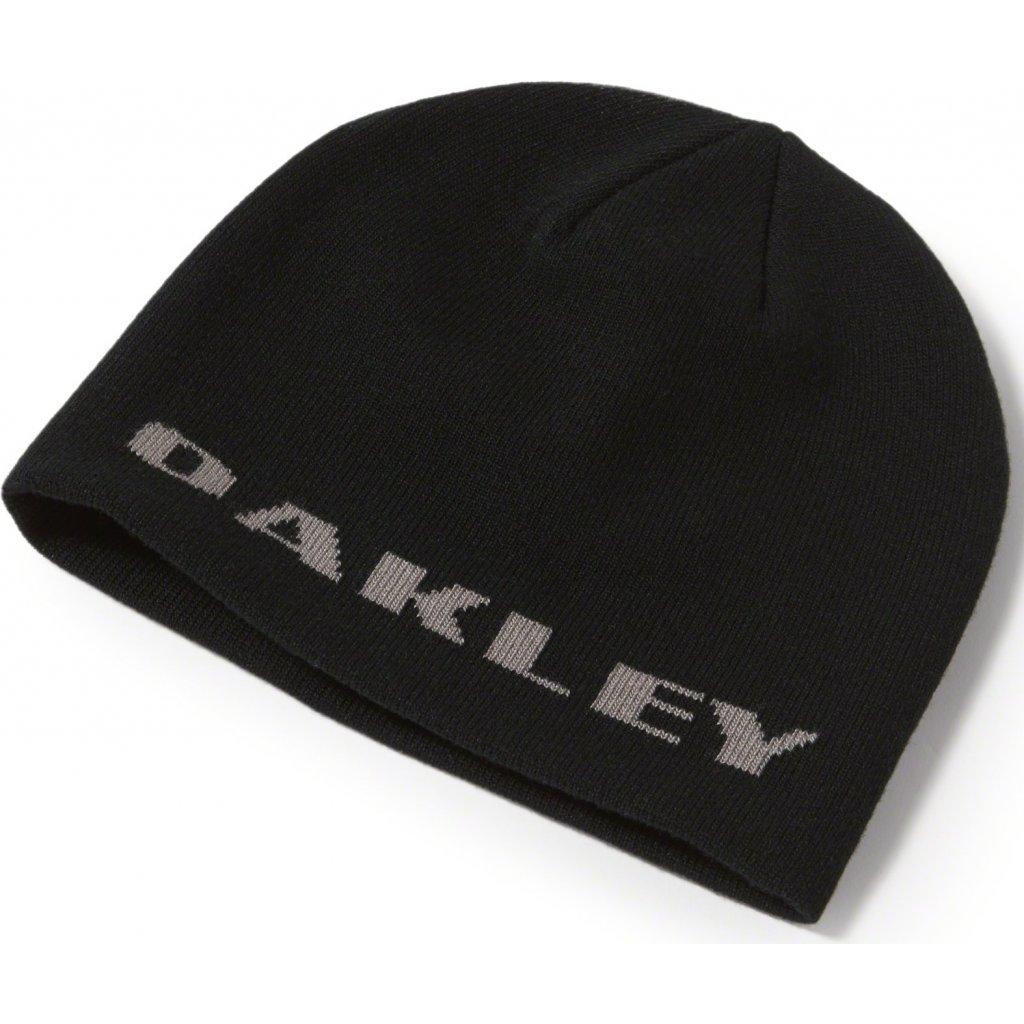 Oakley zimní čepice Rockslide Beanie California Blackout 17/18