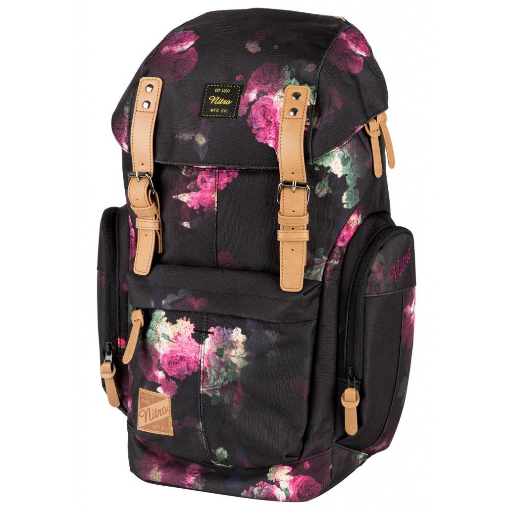 daypacker blackrose front