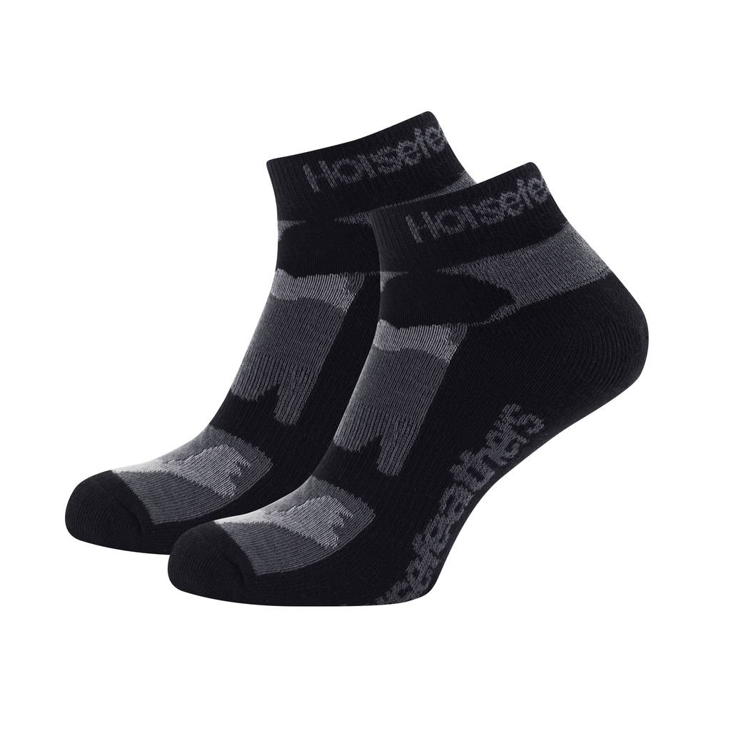 Horsefeathers ponožky Jett Black camo