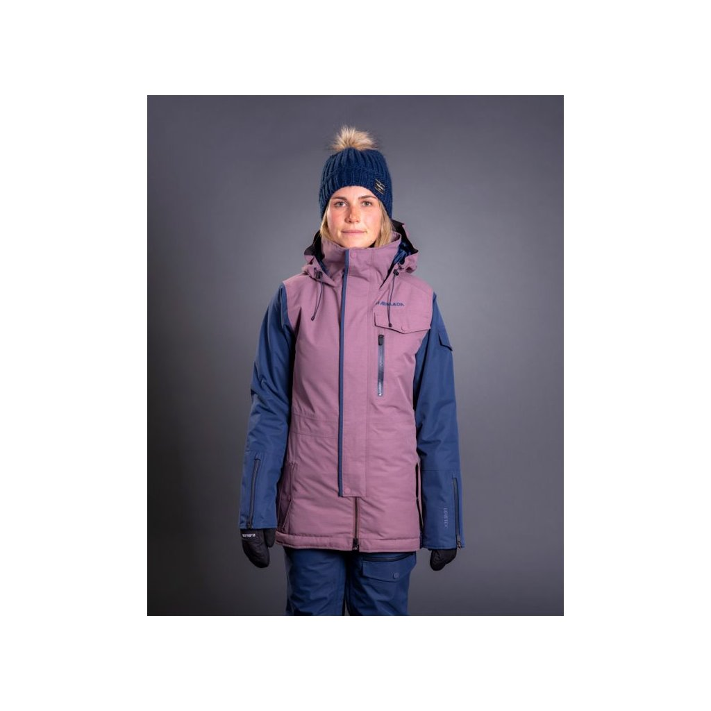 Armada dámská zimní bunda Kana GTX Goretex Insulated Jacket Mauve 18/19