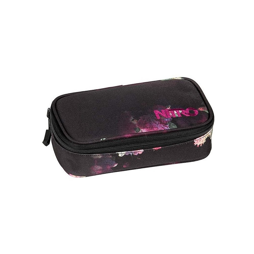 Nitro penál Pencil Case XL Black Rose