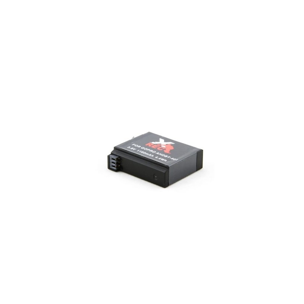 Dobíjecí Li-lon baterie pro GoPro Hero 4 1160mAH
