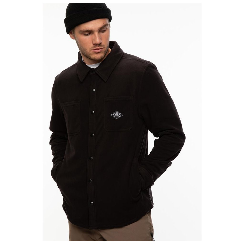 686 kosile sierra fleece flannel black 20 21