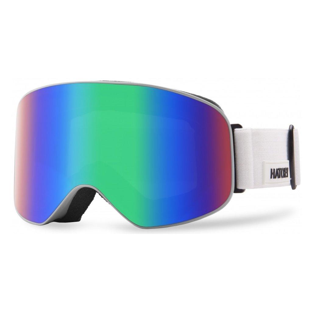 Hatchey zimní brýle Shed Silver White 19 20