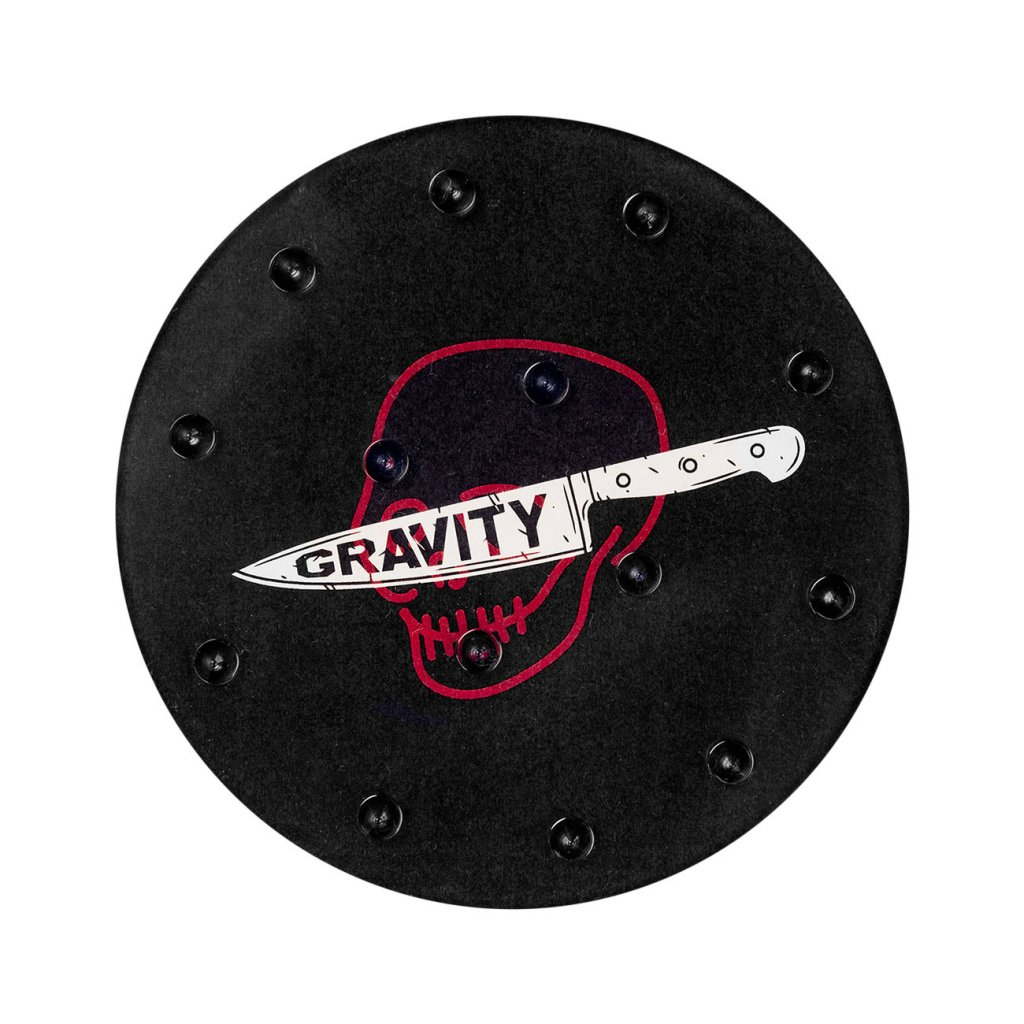 grip gravity bandit mat black 2