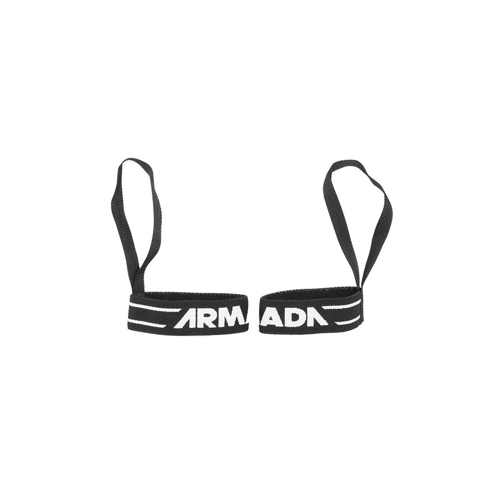 Armada Wrist Leash black poutko na rukavice 2019
